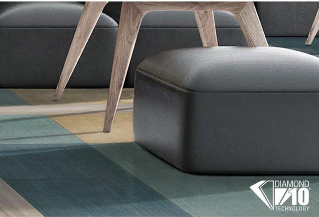 Armstrong commercial luxury vinyl tile flooring | Markville Carpet & Flooring