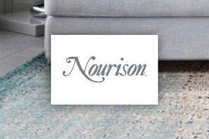 Nourison logo | Markville Carpet & Flooring