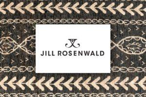 Jill rosenwald logo | Markville Carpet & Flooring