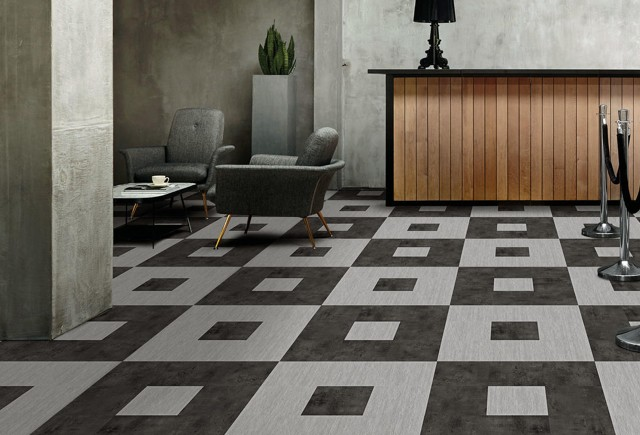 Tile design | Markville Carpet & Flooring