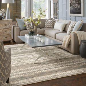 Modern living room | Markville Carpet & Flooring