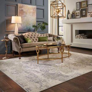 Living room Area Rug | Markville Carpet & Flooring
