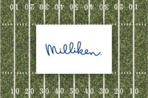 Milliken logo | Markville Carpet & Flooring