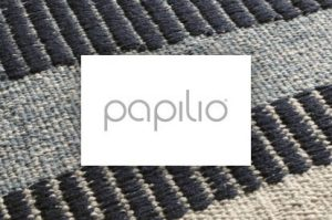 Papilio logo | Markville Carpet & Flooring