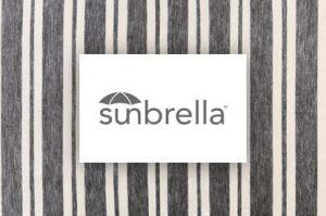 Sunbrella logo | Markville Carpet & Flooring