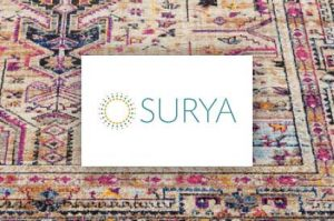 Surya logo | Markville Carpet & Flooring
