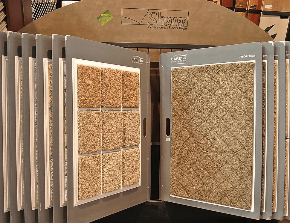 Showroom | Markville Carpet & Flooring