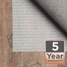 Five year warranty rug pad | Markville Carpet & Flooring