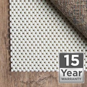 Fifteen year warranty area rug pad | Markville Carpet & Flooring