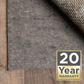 Twenty year warranty area rug pad | Markville Carpet & Flooring