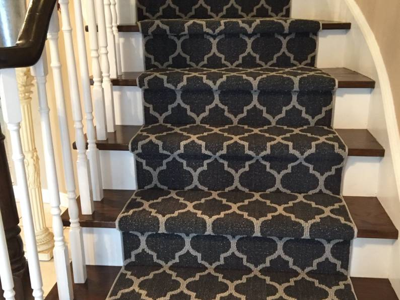 Stair runner | Markville Carpet & Flooring
