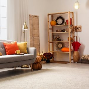 Fun Ways to Add Fall Color to Your Home | Markville Carpet & Flooring